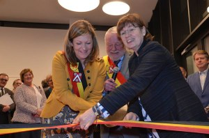 Inauguration du Centre culturel